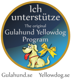 Support Gulahund Yellowdog German
